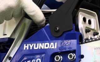 Бензопила Hyundai (Хендай)