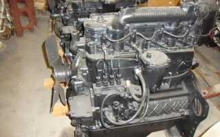 Двигатель Д 245: Евро 2,3,4. Технические характеристики
