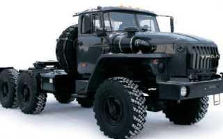 Урал-44202: технические характеристики, седельный тягач, внешний вид, салон, цена, аналоги