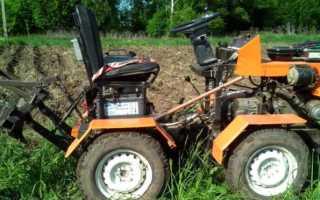 Самодельные минитракторы с ураловским двигателем: трактор из мотоцикла Урал, своими руками, как сделать