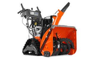ST 327PT Husqvarna снегоуборщик: технические характеристики, цена, отзывы, фото, видео и его преимущества