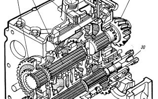 Коробка передач МТЗ-82: схема переключения КПП МТЗ-80, 1221, ремонт, сборка своими руками