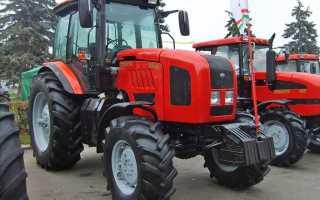 Трактор МТЗ-2022 Беларус: технические характеристики, отзывы владельцев, цена