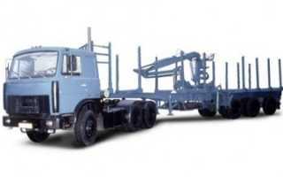 Лесовозы МАЗ: технические характеристики, устройство, фото и видео