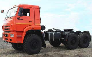 КамАЗ-65221: 6020-43, технические характеристики, вездеход седельный тягач свыше 400 л.с, отзывы, цена