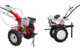 Мотоблок Агромаш М-20: отзывы владельцев, технические характеристики, навесное оборудование
