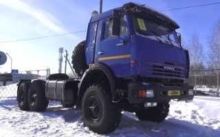 КамАЗ-44108 (седельный тягач): технические характеристики, грузоподъемность, цена, отзывы