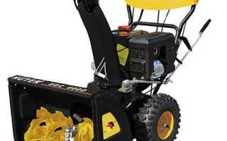 Снегоуборщик Huter (Хутер) SGC 6000: технические характеристики, цена, отзывы, видео, фото, инструкция