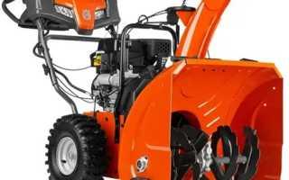 Снегоуборщик Husqvarna ST 224: технические характеристики, цена (отзывы и фото)