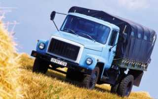 ГАЗ 3307: технические характеристики, схема проводки, грузоподъемность (фото, видео, цена)