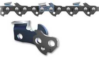 Как выбрать шину и цепь для бензопилы? — Сервисный центр SPI Multiservice