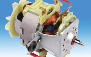 Коллекторный двигатель: Устройство и отличия от бесколлекторного двигателя