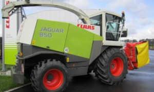 Комбайн «Ягуар-850»: технические характеристики