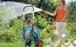 Опрыскиватели Гардена (Gardena): особенности, технические характеристики