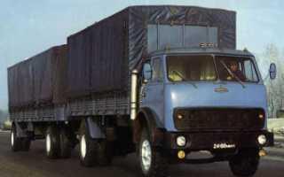 МАЗ 5334: технические характеристики (расход топлива, грузоподъемность, сцепление), цена, фото, видео