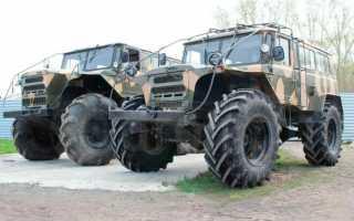 ✅Вездеход на базе ГАЗ-66: самодельные, лесоруб на шасси, болотоход на мостах, на ободрышах, лесник, автогурман