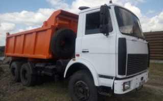 МАЗ-551605: технические характеристики, сельхозник, расход топлива, размеры