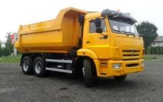 КамАЗ 65115: технические характеристики, цена, видео
