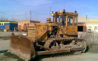 Трактор Т-130: бульдозер, технические характеристики, разборка коробки передач, ЧТЗ