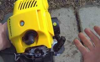 Ремонт триммеров: своими руками, не заводится причины, бензиновых, карбюратора, электрических, глохнет при нажатии на газ, как разобрать, неисправности, стартера