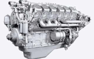Двигатель ЯМЗ 240: технические характеристики