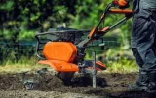 Электрические мотоблоки для вспашки земли