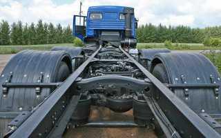 Задняя пневмоподвеска КамАЗ: своими руками, передняя, ремонт, подвеска автомобиля, установка