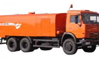 Каналопромывочная машина КО-512: устройство, принцип работы, характеристики, фото