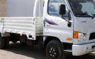 Hyundai HD 78: технические характеристики, отзывы, грузоподъемность, грузовой фургон, расход топлива