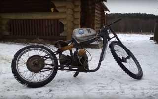 Мопед из бензопилы: своими руками, велосипед с мотором, двигателем, зажигание, муравей
