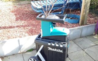 Измельчитель Makita UD2500 – особенности, комплектация, характеристики