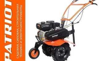 Мотоблок Patriot Калуга 440107560: отзывы владельцев, поворотный руль, бензиновый 7 л.с