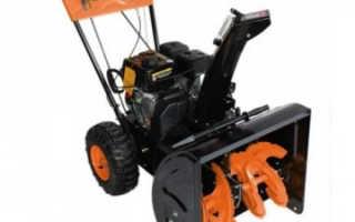Снегоуборочные машины Патриот (Patriot): модельный ряд, технические характеристики, фото