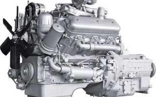 Двигатель ЯМЗ 238: Расход топлива и технические характеристики