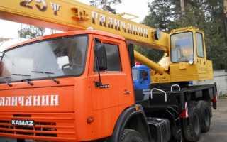 Автокран Галичанин: 25, 32, 50, 60 тонн, максимальный груз, технические характеристики, цена, отзывы