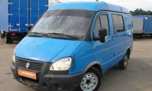 ГАЗ Соболь 2752 полноприводный 4×4: технические характеристики, грузоподъемность
