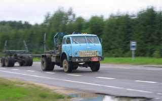 МАЗ-509: 509А, лесовоз, технические характеристики, модификации, цена и аналоги