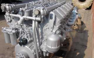 Двигатель ЯМЗ 236: Регулировка и технические характеристики