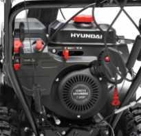Бензиновый снегоуборщик Hyundai S 7065: описание, характеристики, отзывы, цена