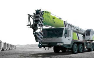 Кран Зумлион (автокран Zoomlion): 50 тонн, 25 тонн, технические характеристики, цена, аналоги