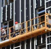 Фасадный подъемник: строительный 3851Б, 630, монтаж, испытания