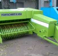 Пресс-подборщик Fortschritt (Фортшрит) К-454: технические характеристики, отзывы, настройка, цены, аналоги