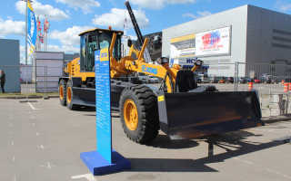Автогрейдер XCMG GR215: технические характеристики, GR165, GR180, GR215A, цена