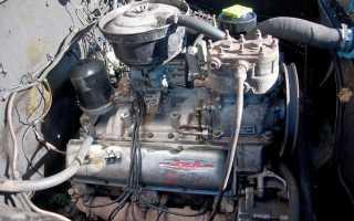 Двигатель ЗИЛ-131: 645, технические характеристики, объем, масла, где находится номер