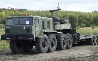 МАЗ-537: технические характеристики, Ураган, 1:43 SSM, тягач, двигатель, военный, цена