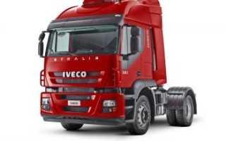 Тягач Iveco Stralis: технические характеристики, отзывы, ошибки, расход топлива