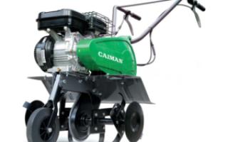 Мотокультиватор Caiman 900 мм: культиватор с двигателем Субару, неисправности Trio 70 C3, отзывы владельцев, инструкция по эксплуатации Mokko 40 C2, Нео, ремонт Eco Max 50S C2 своими руками