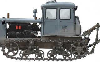 Трактор Т-74: технические характеристики, гусеничный, схема, бульдозер, цена, отзывы
