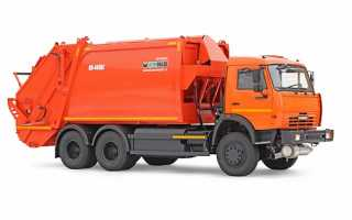 ЗИЛ мусоровоз: КО-440-4, 131, с боковой загрузкой, цены, дизель
