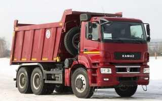 КамАЗ-6580: самосвал, цена, технические характеристики, 163001-87-S5